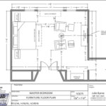 MASTER BEDROOM Furniture Floor Plan Rev. 12.5.16 1024x779 1